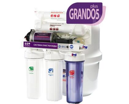 Домашний фильтр для очистки воды. ОСМОС RAIFIL GRANDO 5+ PREMIUM