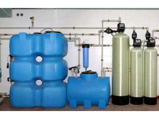 Очистка воды со скважины в Запорожье