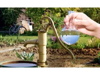 Очистка воды из скважины в Херсоне