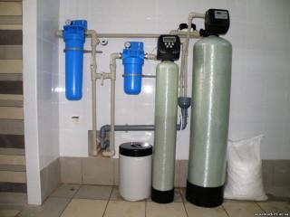 Умягчение воды в Запорожье