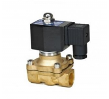 Электромагнитный клапан 2W-160-15, нормально-закрытый