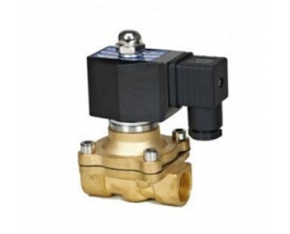 Электромагнитный клапан 2W-200-25, нормально-закрытый