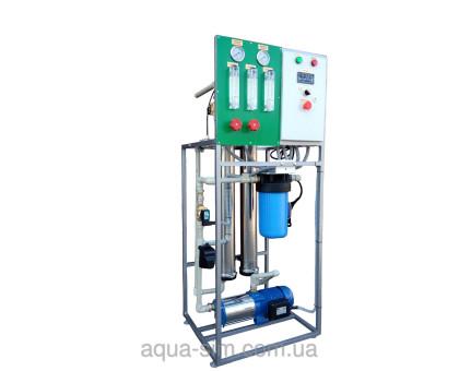 Установка опреснения солоноватой воды HW RO05