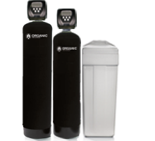 Многофункциональные фильтры для очистки скваженной воды Organic F  Clack WS1TC